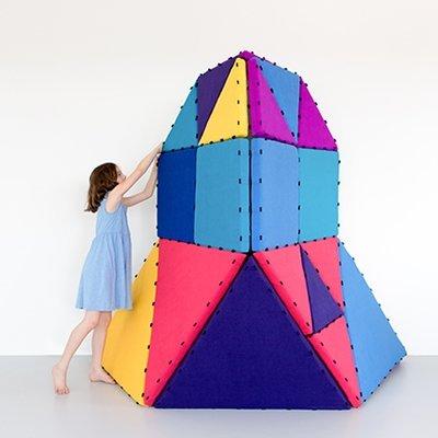 Tukluk Premium Spielmatten für unendliche Fantasie - Dubadu